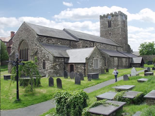 St Mary's Conway